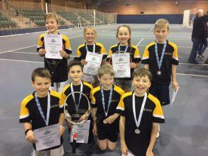 Tennis Central Under 10s